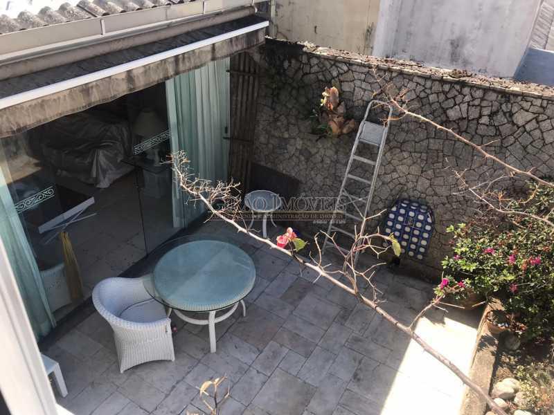 4 - Cobertura à venda Rua Júlio de Castilhos,Copacabana, Rio de Janeiro - R$ 1.500.000 - GICO10014 - 5