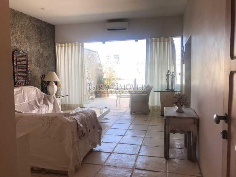 8 - Cobertura à venda Rua Júlio de Castilhos,Copacabana, Rio de Janeiro - R$ 1.500.000 - GICO10014 - 6