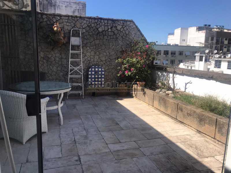 13 - Cobertura à venda Rua Júlio de Castilhos,Copacabana, Rio de Janeiro - R$ 1.500.000 - GICO10014 - 3