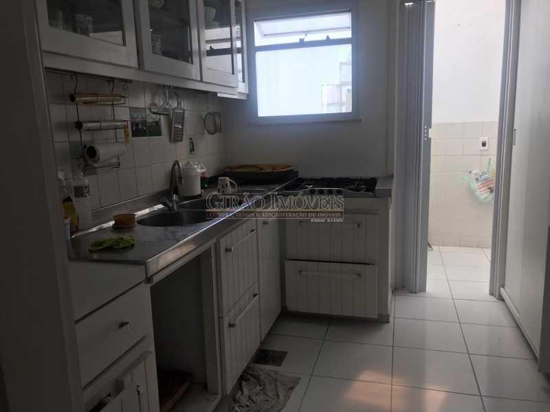 21 - Cobertura à venda Rua Júlio de Castilhos,Copacabana, Rio de Janeiro - R$ 1.500.000 - GICO10014 - 17