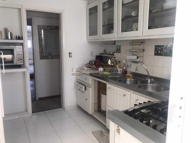 22 - Cobertura à venda Rua Júlio de Castilhos,Copacabana, Rio de Janeiro - R$ 1.500.000 - GICO10014 - 19