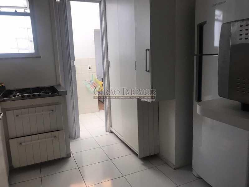 24 - Cobertura à venda Rua Júlio de Castilhos,Copacabana, Rio de Janeiro - R$ 1.500.000 - GICO10014 - 21