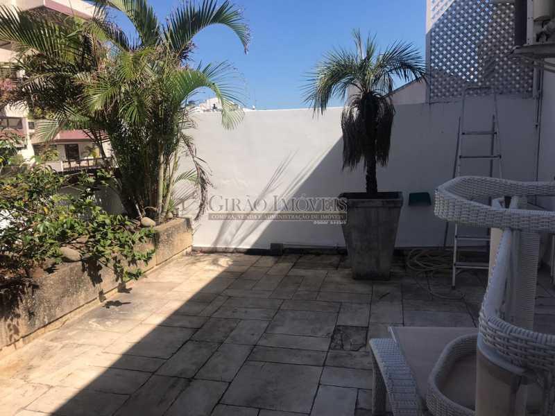 27 - Cobertura à venda Rua Júlio de Castilhos,Copacabana, Rio de Janeiro - R$ 1.500.000 - GICO10014 - 28