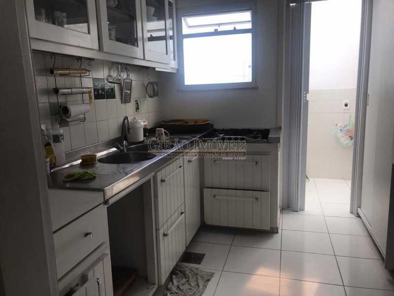 28 - Cobertura à venda Rua Júlio de Castilhos,Copacabana, Rio de Janeiro - R$ 1.500.000 - GICO10014 - 20