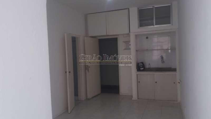 1 - Kitnet/Conjugado 25m² para alugar Rua dos Inválidos,Centro, Rio de Janeiro - R$ 700 - GIKI00291 - 1