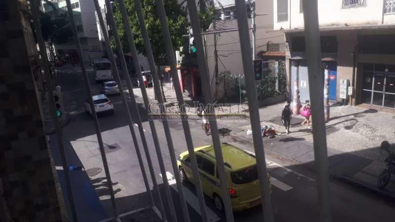 1 - Kitnet/Conjugado 20m² para alugar Rua dos Inválidos,Centro, Rio de Janeiro - R$ 600 - GIKI00292 - 1