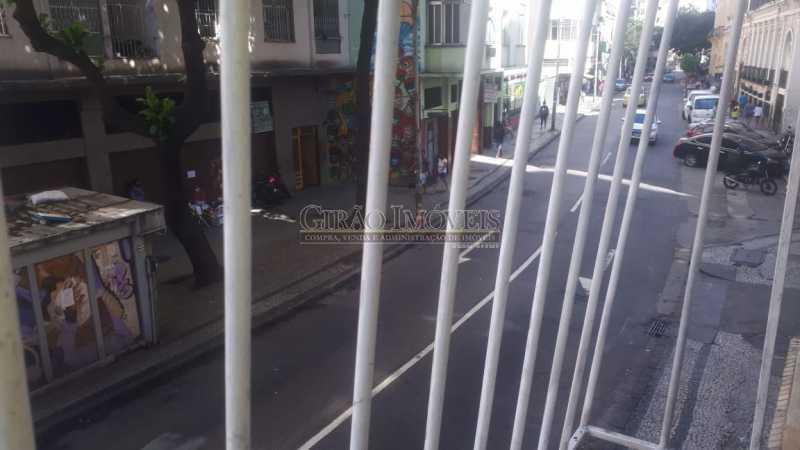 2 - Kitnet/Conjugado 20m² para alugar Rua dos Inválidos,Centro, Rio de Janeiro - R$ 600 - GIKI00292 - 3