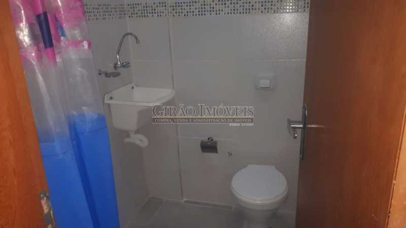 7 - Kitnet/Conjugado 20m² para alugar Rua dos Inválidos,Centro, Rio de Janeiro - R$ 600 - GIKI00292 - 9
