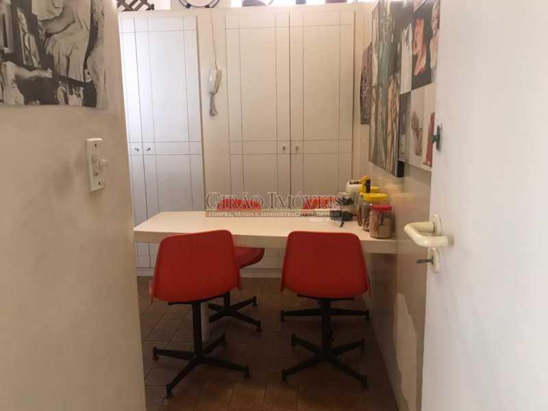 9 - Apartamento para venda e aluguel Rua Joaquim Nabuco,Ipanema, Rio de Janeiro - R$ 1.900.000 - GIAP31468 - 16