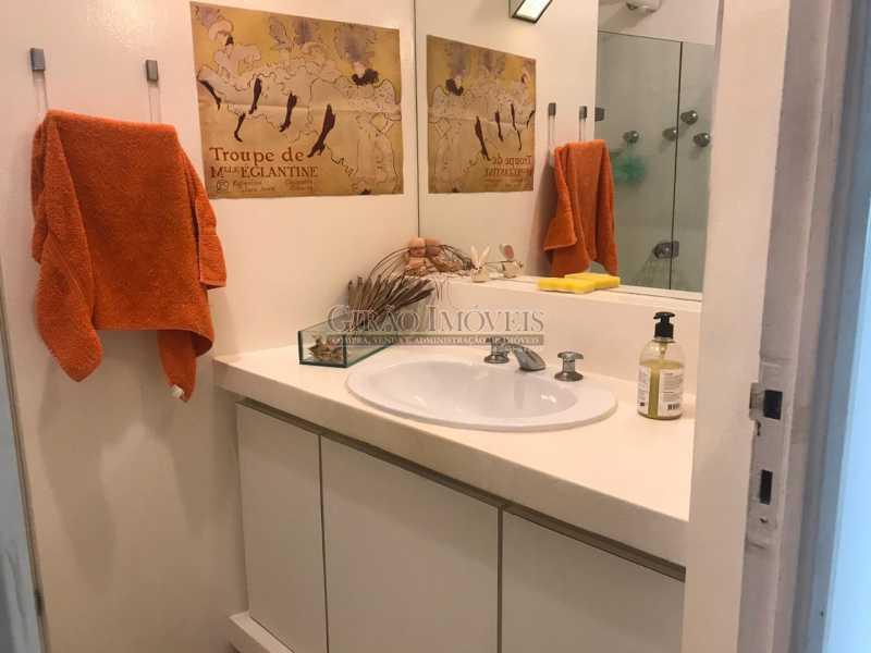 13 - Apartamento para venda e aluguel Rua Joaquim Nabuco,Ipanema, Rio de Janeiro - R$ 1.900.000 - GIAP31468 - 12