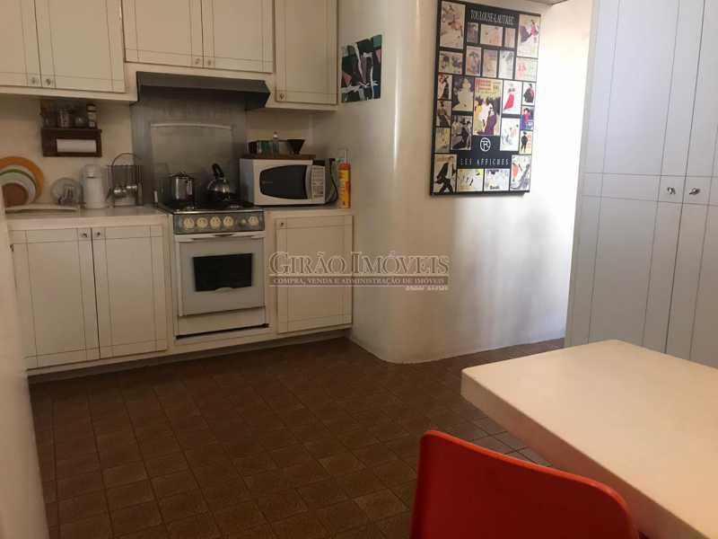 15 - Apartamento para venda e aluguel Rua Joaquim Nabuco,Ipanema, Rio de Janeiro - R$ 1.900.000 - GIAP31468 - 17