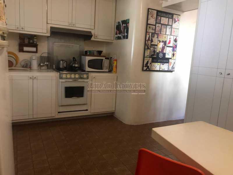20 - Apartamento para venda e aluguel Rua Joaquim Nabuco,Ipanema, Rio de Janeiro - R$ 1.900.000 - GIAP31468 - 20