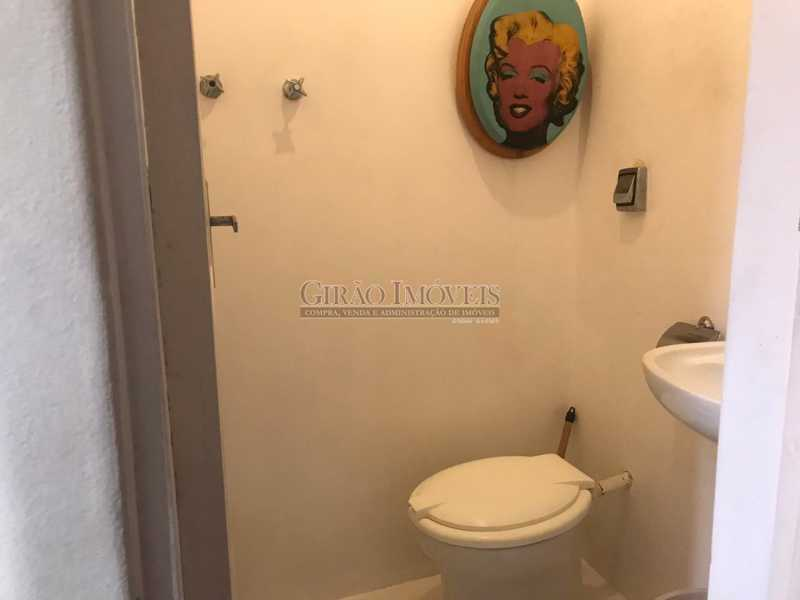 23 - Apartamento para venda e aluguel Rua Joaquim Nabuco,Ipanema, Rio de Janeiro - R$ 1.900.000 - GIAP31468 - 23