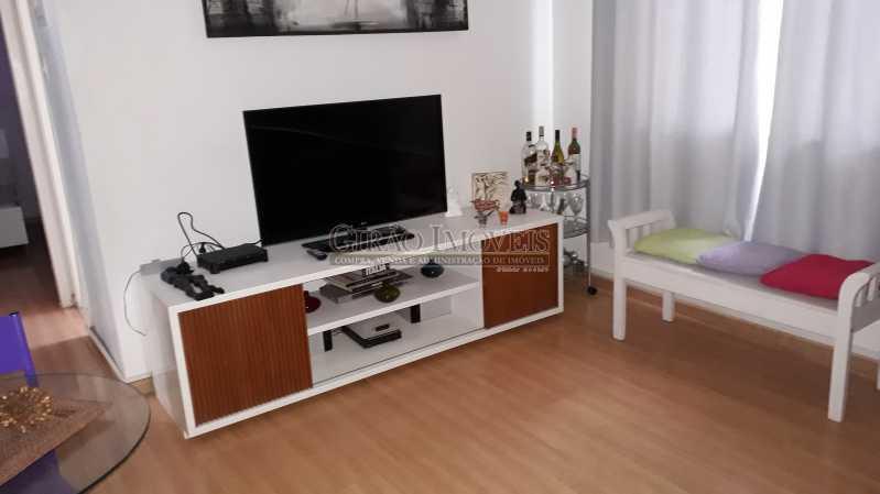 1 - Ótimo quarto e sala, totalmente mobiliado. - GIAP10682 - 1