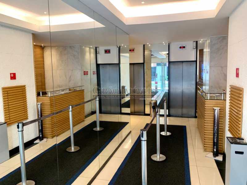 1 - Sala Comercial 130m² para venda e aluguel Rua Buenos Aires,Centro, Rio de Janeiro - R$ 1.200.000 - GISL00098 - 1