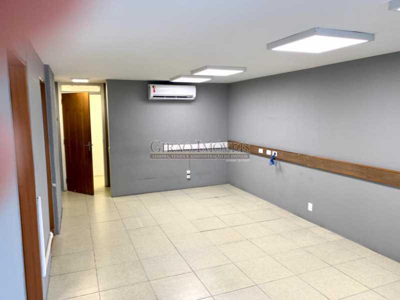6 - Sala Comercial 130m² para venda e aluguel Rua Buenos Aires,Centro, Rio de Janeiro - R$ 1.200.000 - GISL00098 - 7