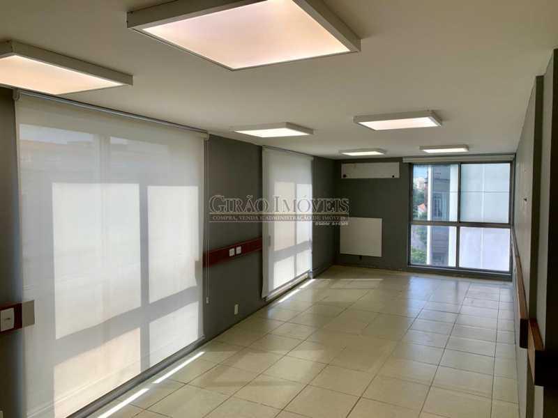 8 - Sala Comercial 130m² para venda e aluguel Rua Buenos Aires,Centro, Rio de Janeiro - R$ 1.200.000 - GISL00098 - 9