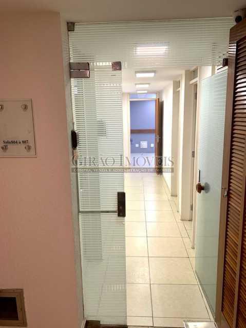 9 - Sala Comercial 130m² para venda e aluguel Rua Buenos Aires,Centro, Rio de Janeiro - R$ 1.200.000 - GISL00098 - 10