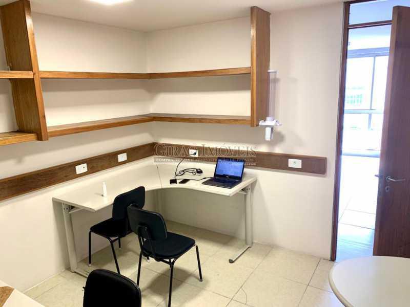 10 - Sala Comercial 130m² para venda e aluguel Rua Buenos Aires,Centro, Rio de Janeiro - R$ 1.200.000 - GISL00098 - 11