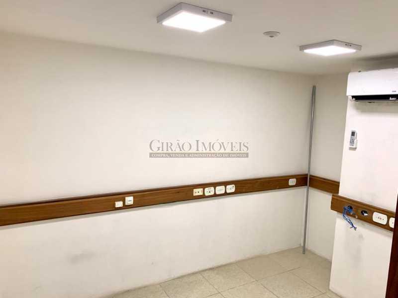 11 - Sala Comercial 130m² para venda e aluguel Rua Buenos Aires,Centro, Rio de Janeiro - R$ 1.200.000 - GISL00098 - 12