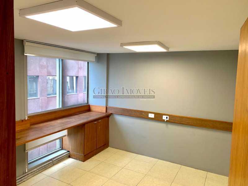 14 - Sala Comercial 130m² para venda e aluguel Rua Buenos Aires,Centro, Rio de Janeiro - R$ 1.200.000 - GISL00098 - 14