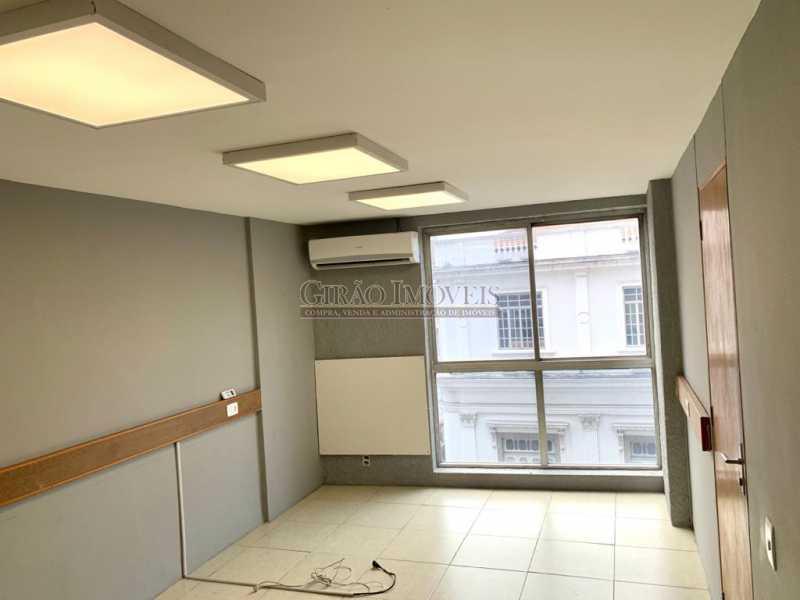 16 - Sala Comercial 130m² para venda e aluguel Rua Buenos Aires,Centro, Rio de Janeiro - R$ 1.200.000 - GISL00098 - 16
