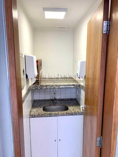 17a - Sala Comercial 130m² para venda e aluguel Rua Buenos Aires,Centro, Rio de Janeiro - R$ 1.200.000 - GISL00098 - 17