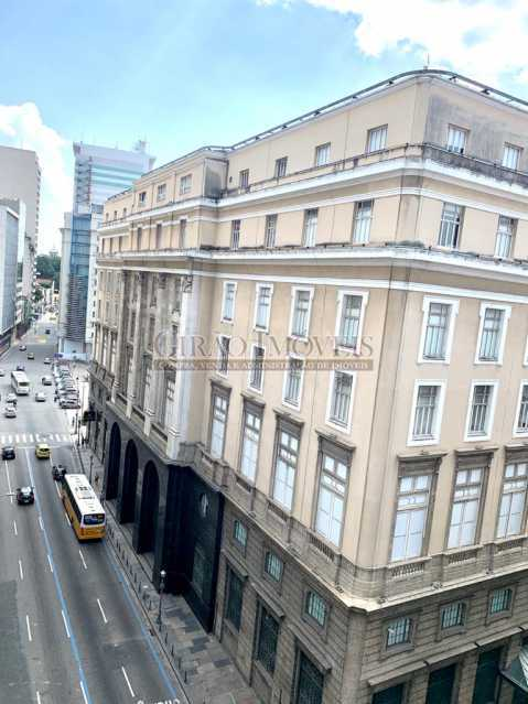 19 - Sala Comercial 130m² para venda e aluguel Rua Buenos Aires,Centro, Rio de Janeiro - R$ 1.200.000 - GISL00098 - 21