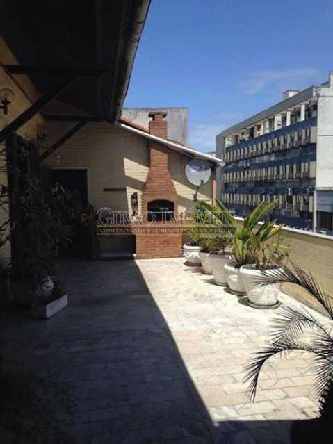 12 - Cobertura duplex em excelente localização, 04 quartos(01 suíte) e 01 vaga de garagem - GICO40075 - 6