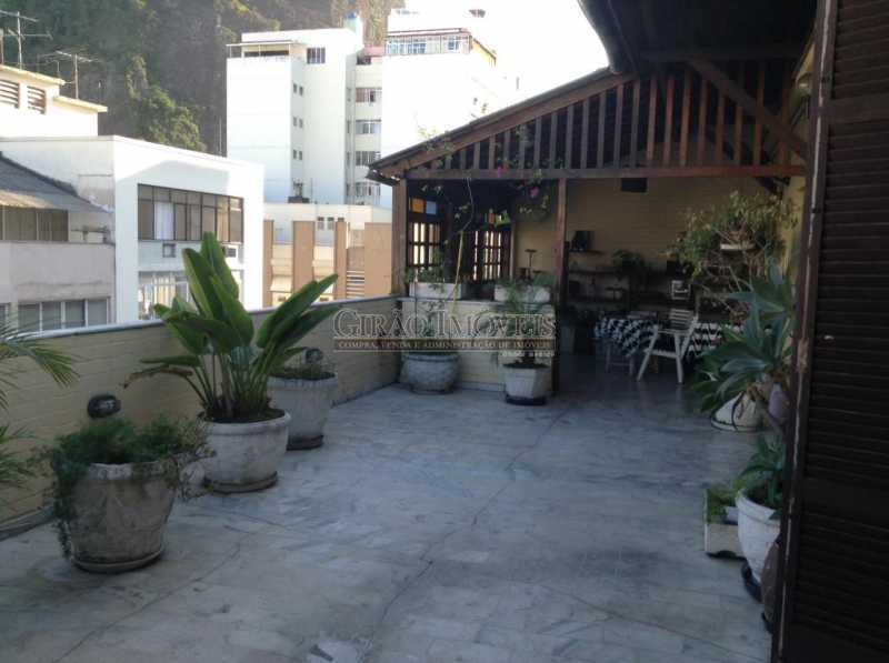 17 - Cobertura duplex em excelente localização, 04 quartos(01 suíte) e 01 vaga de garagem - GICO40075 - 21