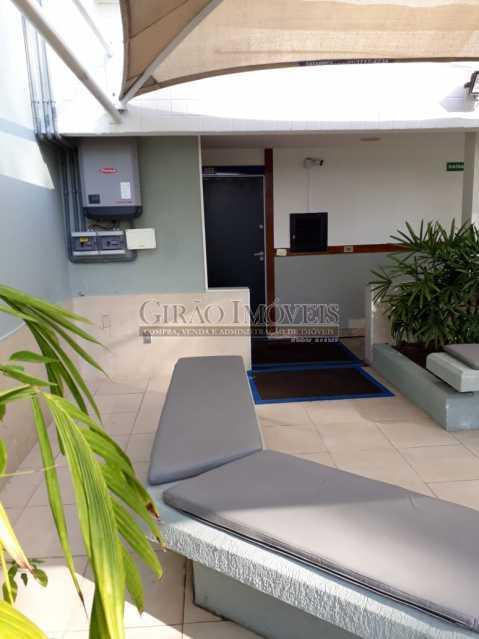 Salas comerciais (cobertura) em excelente localização na Barra da Tijuca. - GICB00003 - 5