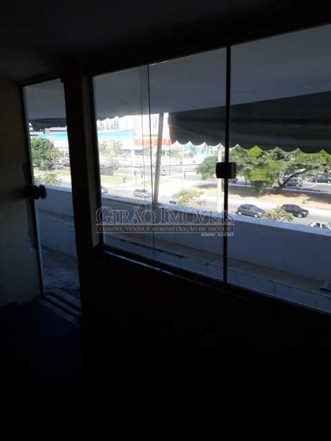 2 - Salas comerciais (cobertura) em excelente localização na Barra da Tijuca. - GICB00003 - 7