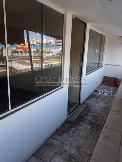 4 - Salas comerciais (cobertura) em excelente localização na Barra da Tijuca. - GICB00003 - 9