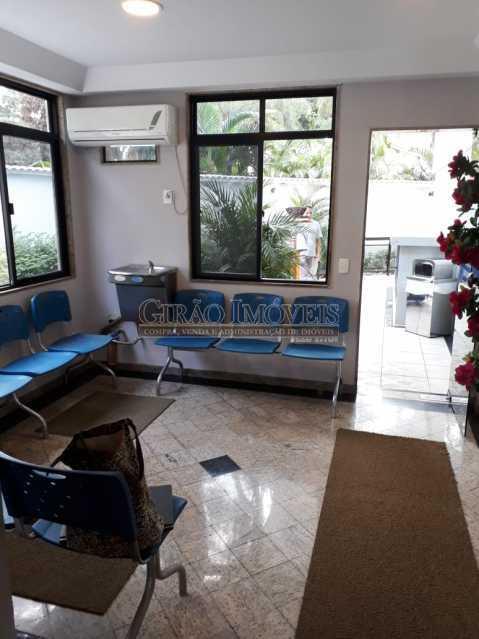 5b - Salas comerciais (cobertura) em excelente localização na Barra da Tijuca. - GICB00003 - 1