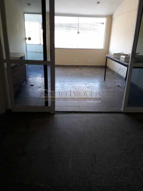 6 - Salas comerciais (cobertura) em excelente localização na Barra da Tijuca. - GICB00003 - 11