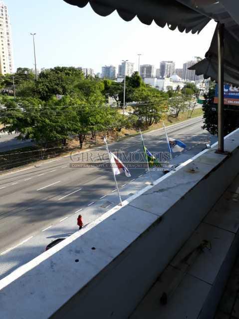 8 - Salas comerciais (cobertura) em excelente localização na Barra da Tijuca. - GICB00003 - 13