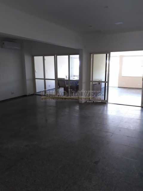10 - Salas comerciais (cobertura) em excelente localização na Barra da Tijuca. - GICB00003 - 15