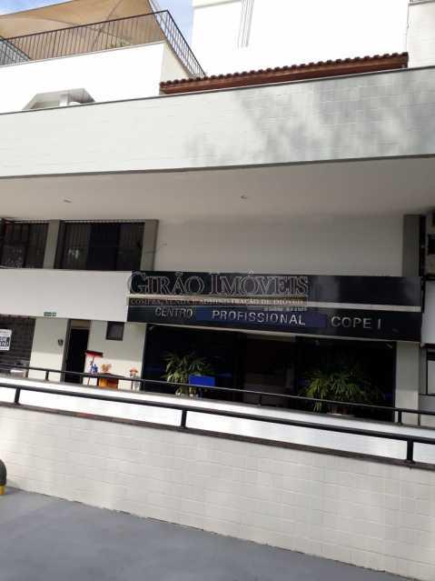 12 - Salas comerciais (cobertura) em excelente localização na Barra da Tijuca. - GICB00003 - 17
