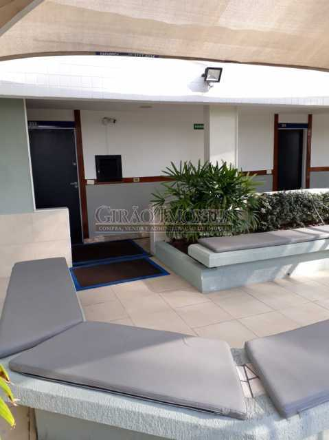 14 - Salas comerciais (cobertura) em excelente localização na Barra da Tijuca. - GICB00003 - 19