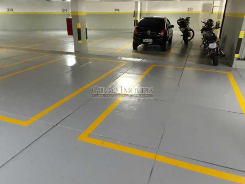18 - Salas comerciais (cobertura) em excelente localização na Barra da Tijuca. - GICB00003 - 23