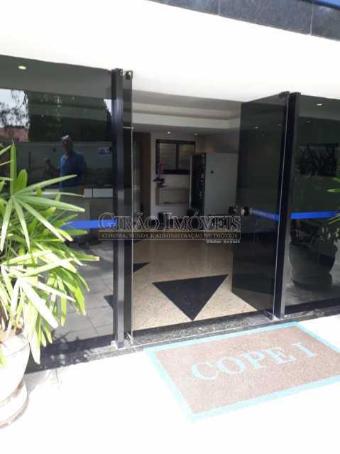 19 - Salas comerciais (cobertura) em excelente localização na Barra da Tijuca. - GICB00003 - 24