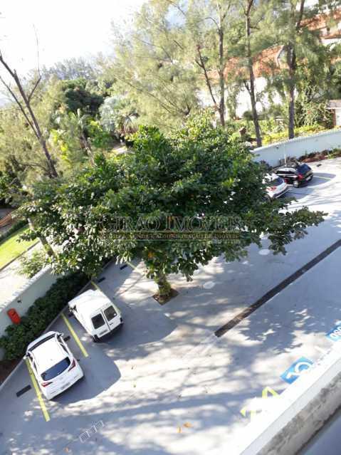 20 - Salas comerciais (cobertura) em excelente localização na Barra da Tijuca. - GICB00003 - 25