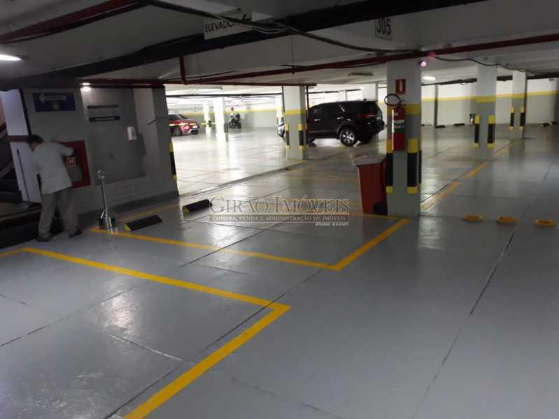 22 - Salas comerciais (cobertura) em excelente localização na Barra da Tijuca. - GICB00003 - 27