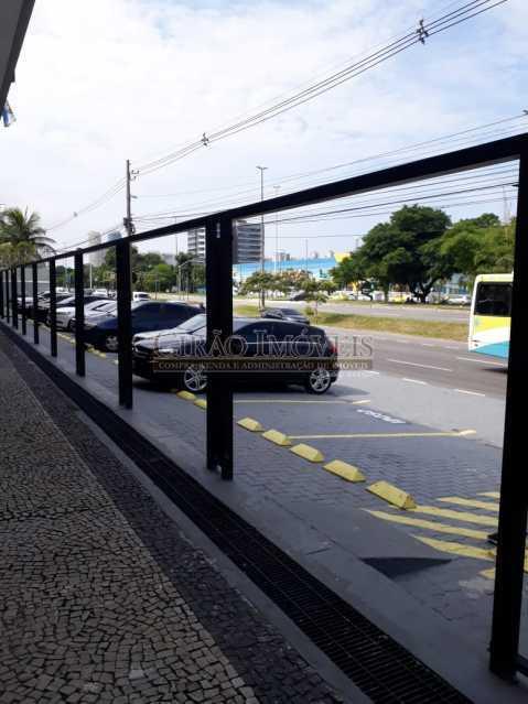 23 - Salas comerciais (cobertura) em excelente localização na Barra da Tijuca. - GICB00003 - 28