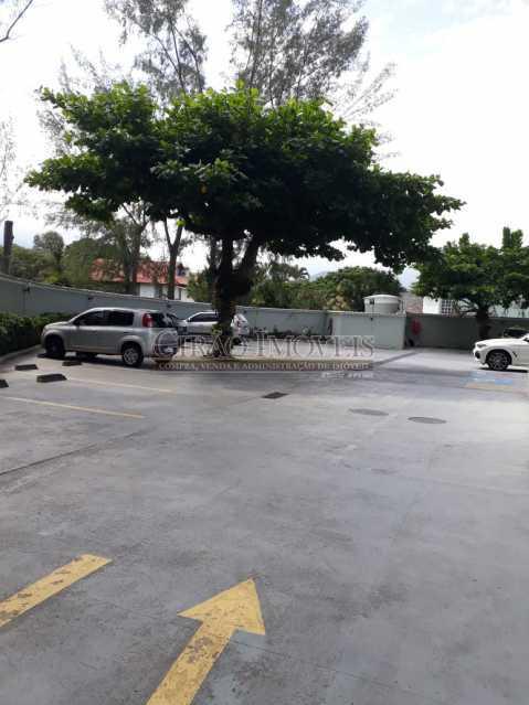 26 - Salas comerciais (cobertura) em excelente localização na Barra da Tijuca. - GICB00003 - 29