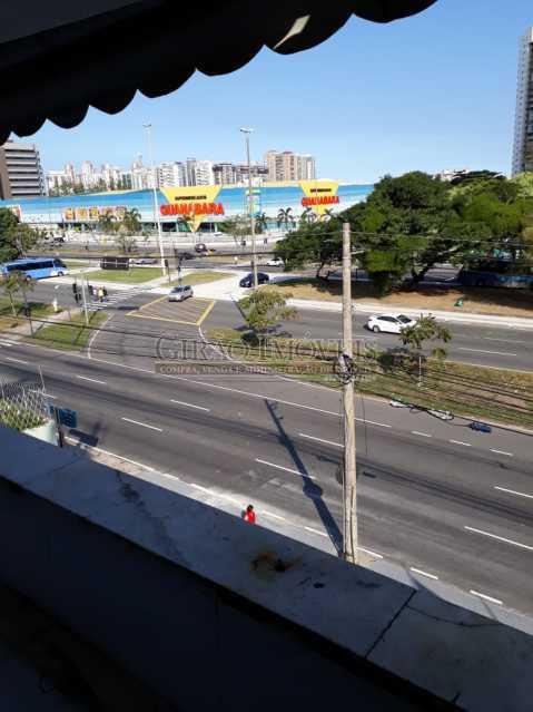 27 - Salas comerciais (cobertura) em excelente localização na Barra da Tijuca. - GICB00003 - 30