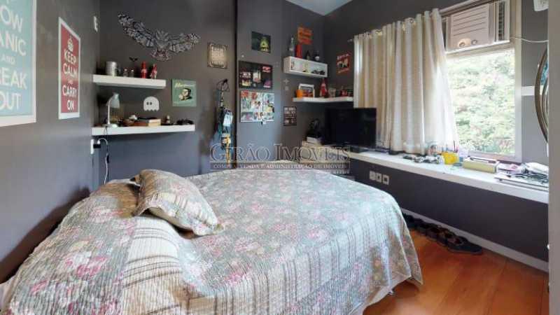 5 - Vista espetacular para mar de Botafogo e verde, 03 quartos (01 suíte) e vaga de garagem. - GIAP31487 - 6