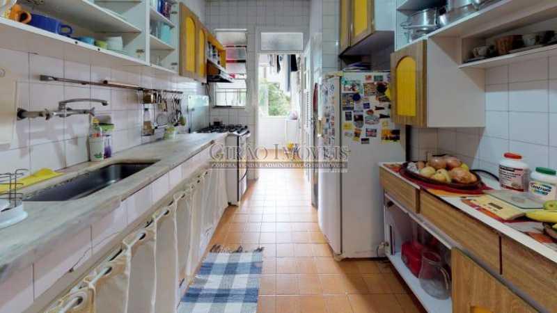 8 - Vista espetacular para mar de Botafogo e verde, 03 quartos (01 suíte) e vaga de garagem. - GIAP31487 - 9