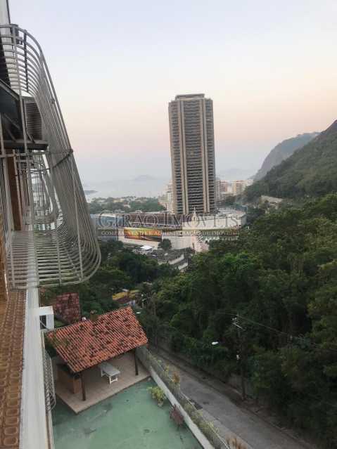 9 - Vista espetacular para mar de Botafogo e verde, 03 quartos (01 suíte) e vaga de garagem. - GIAP31487 - 10