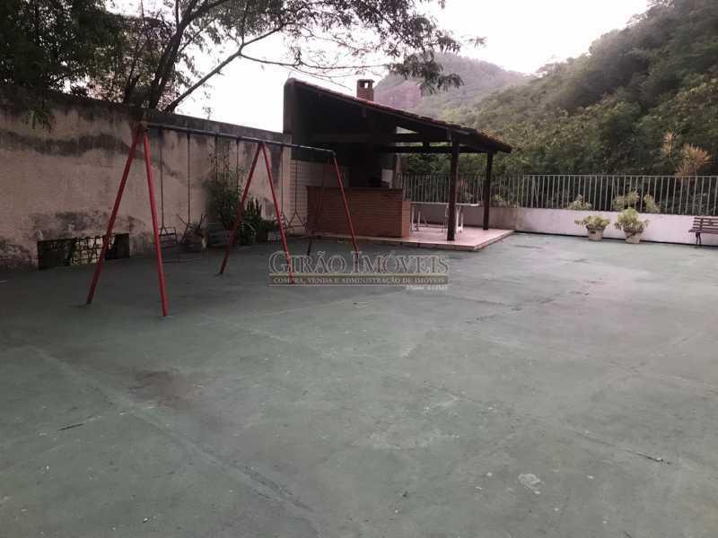 10 - Vista espetacular para mar de Botafogo e verde, 03 quartos (01 suíte) e vaga de garagem. - GIAP31487 - 11